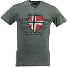 Geographical Norway muška majica s kratkim rukavima Jovka