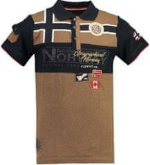 Geographical Norway muška polo majica s kratkim rukavima Klipo