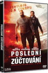 Poslední zúčtování - DVD