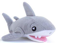 SoapSox Állatka mosakodáshoz - Cápa Tank