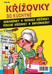 autor neuvedený: Křížovky do kuchyně
