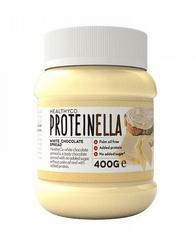 HealthyCo Proteinella, bela čokolada, 400g