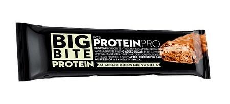 ProteinPro čokoladica BigBite s stevijo