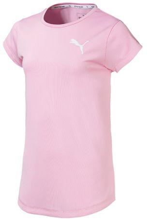 Puma lány póló Style Core 104 rózsaszín