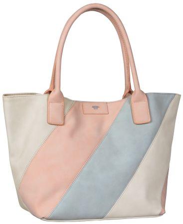Tom Tailor růžová kabelka Miri Candy