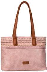 Tom Tailor růžová kabelka Juana