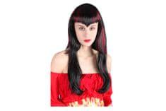 Unikatoy lasulja, hudič, črno-rdeča, 25223
