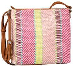 Tom Tailor ženska torbica Benita, višebojna