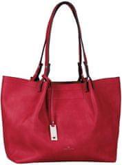 Tom Tailor ženska torbica Vicki, rdeča
