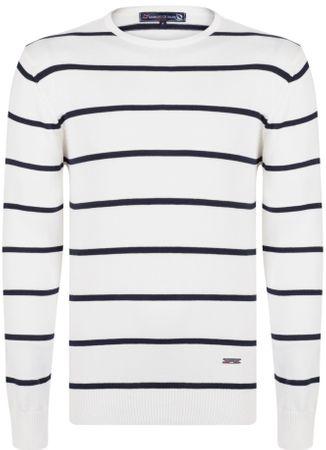 Giorgio Di Mare moški pulover, XXL, bel