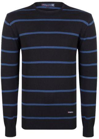 Giorgio Di Mare moški pulover, XL, črn