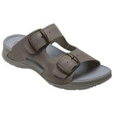 SANTÉ Zdravotná obuv dámska D / 10 / S12 / SP tmavo šedá