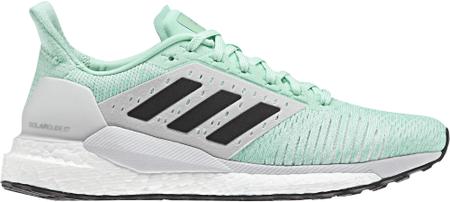 Adidas ženski tekaški čevlji Solar Glide St W /Clemin/Legpur/Greone, 37,3, svetlo zeleno