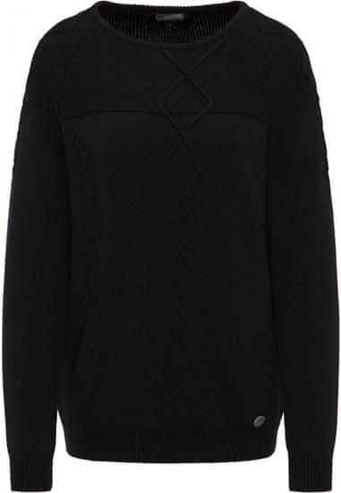 DreiMaster dámský svetr XL černá - zánovní