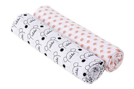 Lässig Swaddle blanket 120x120 Little Chums mou
