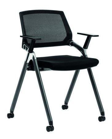 Antares Konferenčná stolička Zen čierna