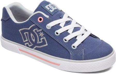 DC Chelsea Tx J Shoe Bgc Blue/Grey 37