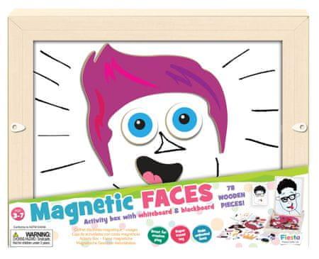 Fiesta Crafts Magnetni mozaik - Obrazi