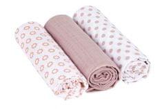 Lässig Swaddle blanket 85x85 Little Chums