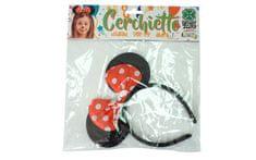 Carnival Toys obruč miš mašna VR.06030