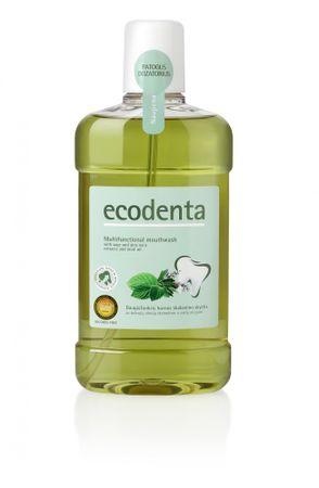 Ecodenta multifunctional wielofunkcyjny płyn do płukania jamy ustnej – 500 ml
