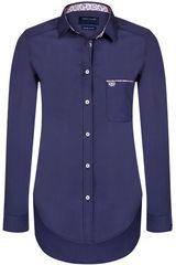 a6bfbfa244 Luxus női ing sötét kék | MALL.HU