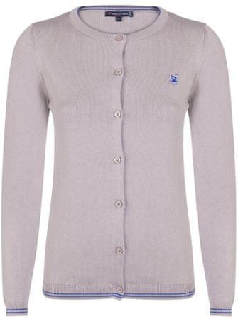 Giorgio Di Mare ženski pulover, siv, XL