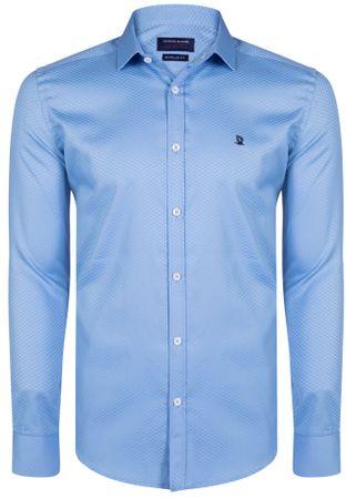 Giorgio Di Mare muška košulja GI6801806, XL, svijetlo plava