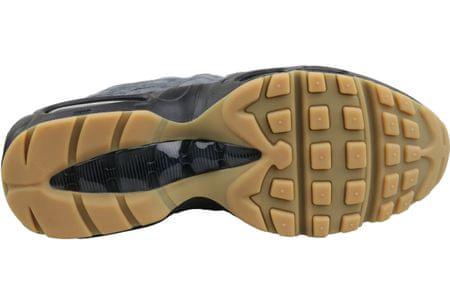 Buty sportowe męskie Nike Air Max 95 SE szare AJ2018 002