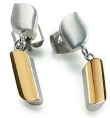 Boccia Titanium Aranyozott titán fülbevaló 05010-02