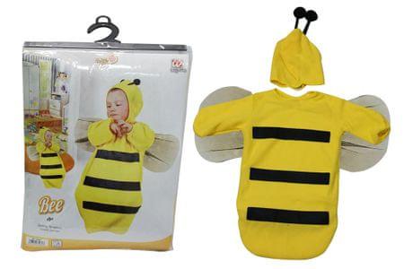 Widmann kostum Baby čebelica + kapa, 35960