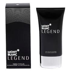 Mont Blanc Legend - sprchový gel