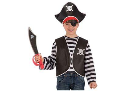 Carnival Toys gusar jakna + šešir set, VR.6663