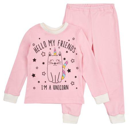 9e0b6075d Garnamama dievčenské svietiace pyžamo Unicorn 104 ružová | MALL.SK