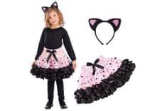 Carnival Toys mačka, suknja + obruč, VR.6799