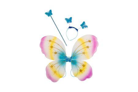 Carnival Toys leptir, krila + obruč + štap, VR. 06320