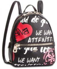 Guess czarny plecak dla kobiet