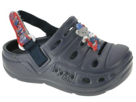 Beppi sandale za dječake Eva Clog, 22, plava