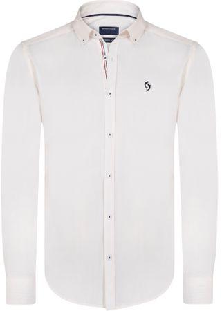 Giorgio Di Mare pánska košeľa GI1269257 XXL smotanová