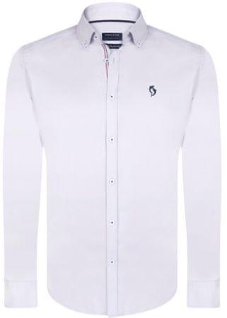 Giorgio Di Mare muška košulja GI1269257, XXL, svijetlo siva