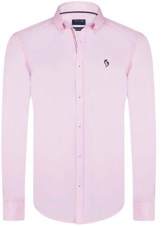 Giorgio Di Mare muška košulja GI1269257, XXL, roza