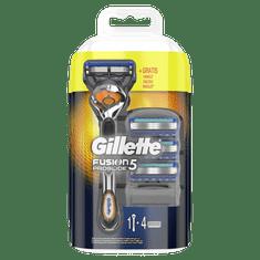 Gillette Fusion ProGlide Flexball Borotva + 4fej