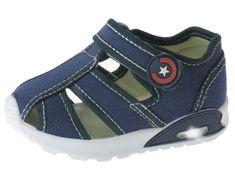 Beppi chlapčenské sandálky Canvas Shoe