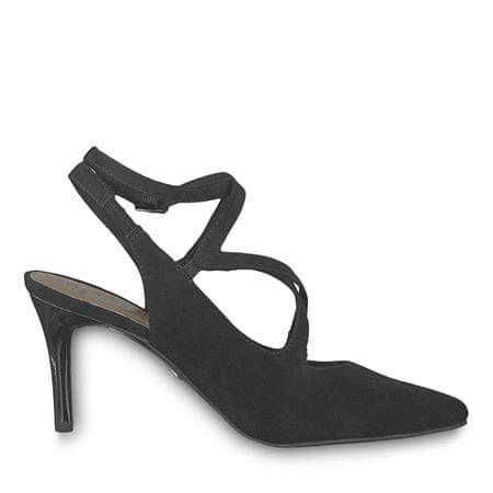 Tamaris Elegáns alkalmi cipő 1 1 29605 22 001 Black (méret 39)