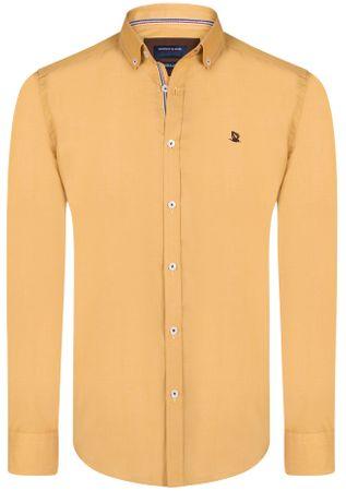Giorgio Di Mare muška košulja GI9258086, XXL, žuta