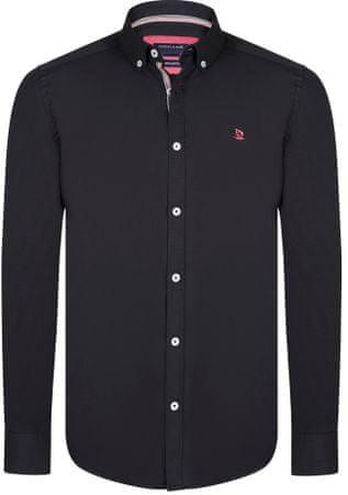 Giorgio Di Mare muška košulja GI9258086, XXL, crna