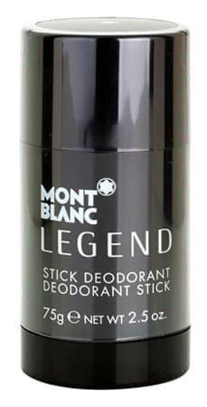 Mont Blanc Legend - tuhý deodorant 75 ml