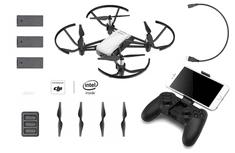 DJI RYZE Tello Boost Combo - micro selfie drone combo + GameSir T1d
