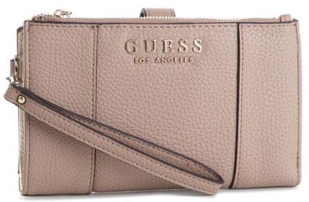 365a932f3 Guess dámska béžová peňaženka | MALL.SK