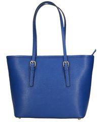 Arturo Vannini modrá kabelka